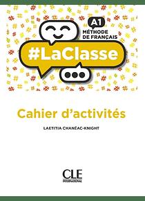 #LaClasse 1 - Niveau A1 - Cahier d'activités