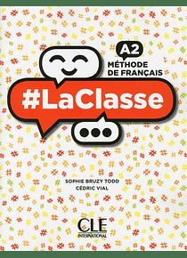 #LaClasse 2 - Niveau A2 - Livre de l'élève