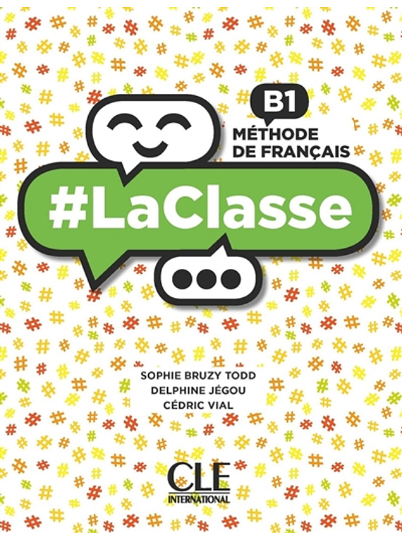#LaClasse 3 - Niveau B1 - Livre de l'élève