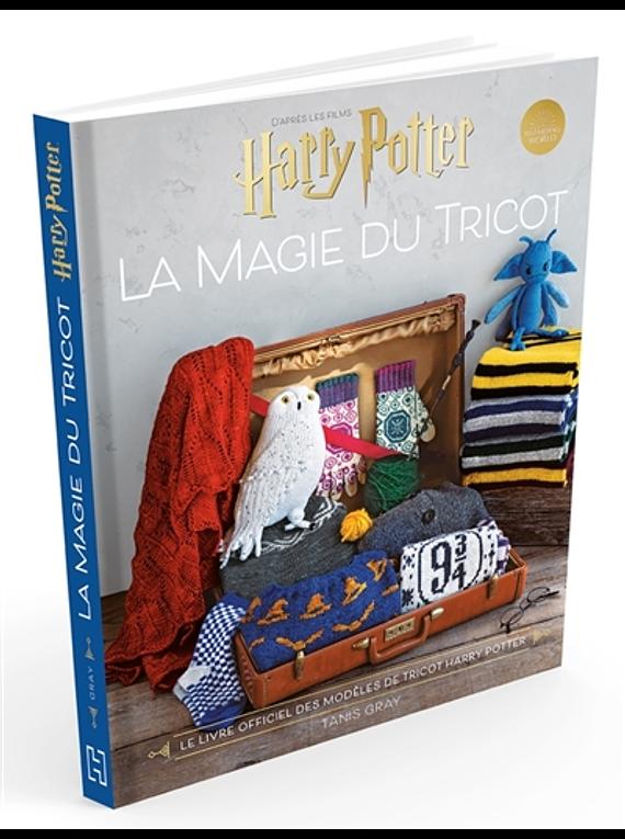 Le livre officiel des modèles de tricot Harry Potter, de Tanis Gray