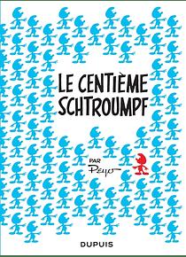 Les mini-récits Schtroumpfs - Le centième Schtroumpf, de Peyo
