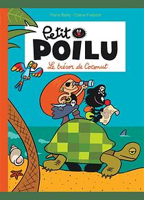 Petit Poilu - Le trésor de Coconut, de Céline Fraipont et Pierre Bailly