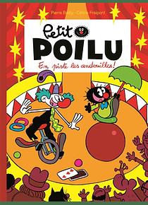 Petit Poilu - En piste les andouilles ! de Céline Fraipont et Pierre Bailly