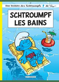Schtroumpf-les-Bains, de Peyo
