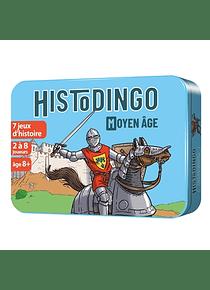Histodingo Moyen Age : 7 jeux pour apprendre l'histoire du Moyen Age