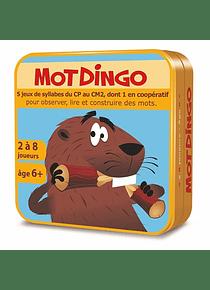 Motdingo : 4 jeux de syllabes (du CP au CM2)
