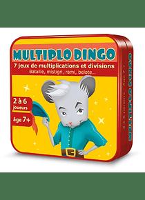 Multiplo Dingo : 7 jeux de multiplications et divisions
