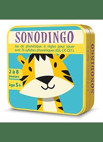 Sonodingo : jeu de phonétique (GS, CP, CE1)