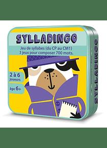 Sylladingo : 3 jeux de syllabes (du CP au CM1)