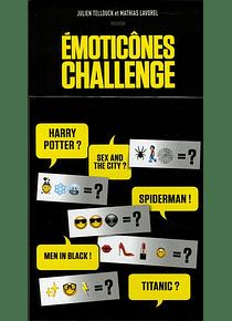 Emoticônes challenge - Coffret