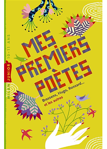 Mes premiers poètes : Brassens, Hugo, Ronsard... de Michel Piquemal