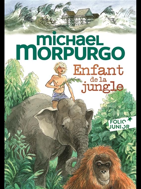 Enfant de la jungle, de Michael Morpurgo
