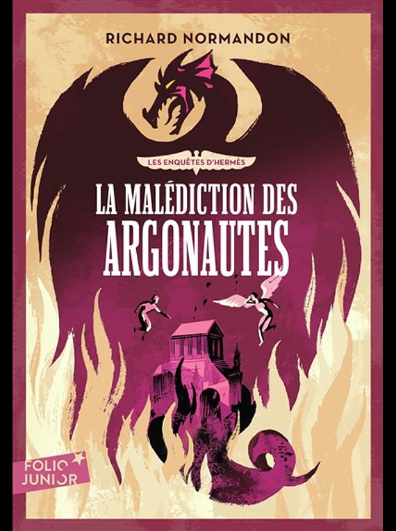 Les enquêtes d'Hermès - La malédiction des Argonautes, de Richard Normandon