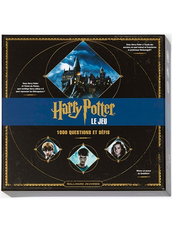 Harry Potter, le jeu