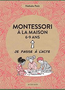 Montessori à la maison, de Nathalie et Pauline Amelin
