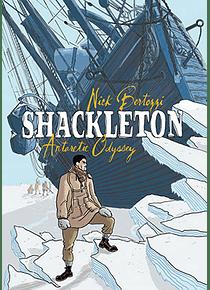Shackleton - L'odyssée de L'Endurance, de Nick Bertozzi