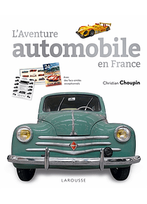 L'aventure automobile en France, de Christian Choupin