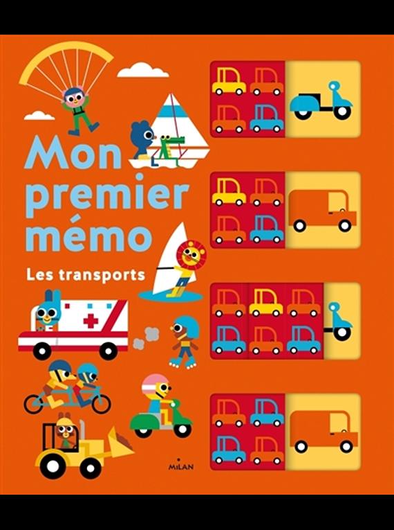 Mon premier mémo - Les transports, de Ben Newman