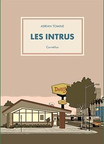 Les intrus, de Adrian Tomine