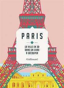 Paris - La ville en 3D dans un livre à découper