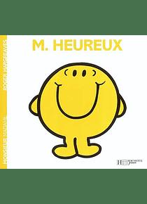 Les Monsieur Madame - Monsieur Heureux, de Roger Hargreaves