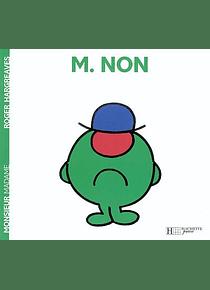 Les Monsieur Madame - Monsieur Non, de Roger Hargreaves