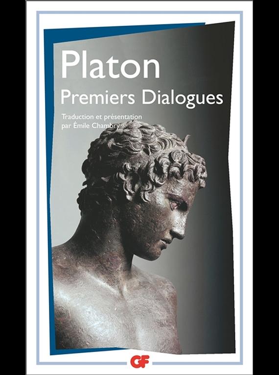 Premiers Dialogues, de Platon