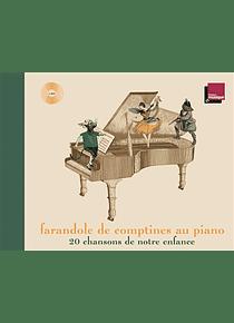 Farandole de comptines au piano - 20 chansons de notre enfance