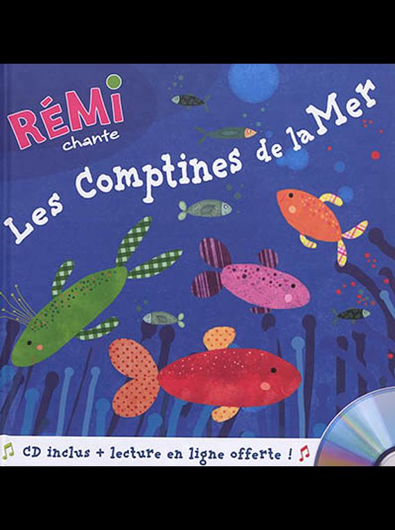 Rémi chante les comptines de la mer, de Rémi Guichard