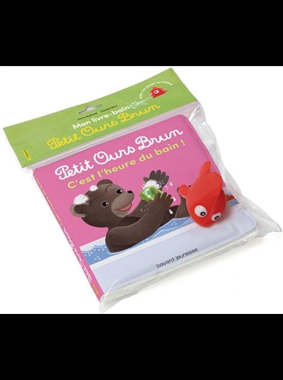 Petit Ours Brun - C'est l'heure du bain !