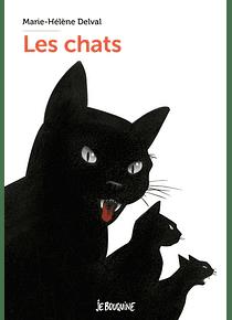 Les chats, de Marie-Hélène Delval