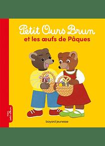 Petit Ours Brun et les oeufs de Pâques, de Marie Aubinais et Danièle Bour