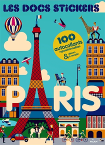 Paris, de Malika Favre