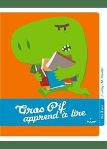 Gros-Pif apprend à lire, de Jean Leroy et Matthieu Maudet