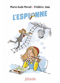 L'espionne, de Marie-Aude Murail