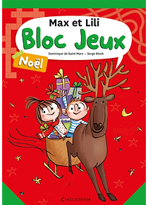 Bloc jeux Max et Lili - Noël