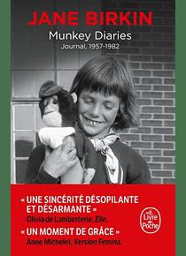Munkey diaries, de Jane Birkin