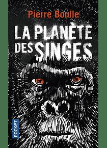La planète des singes, de Pierre Boulle