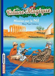 La cabane magique - Mission sur le Nil, de Mary Pope Osborne