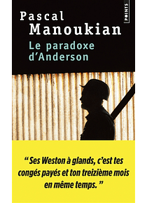 Le paradoxe d'Anderson, de Pascal Manoukian