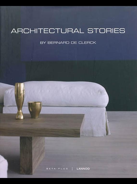 Architectural stories : by Bernard de Clerck