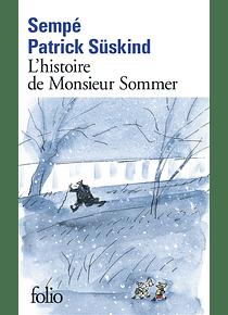L'histoire de monsieur Sommer, de Patrick Süskind et Jean-Jacques Sempé