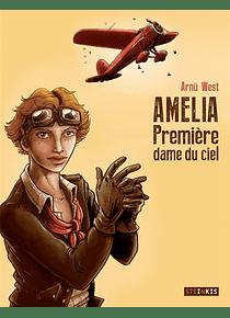 Amelia,  première dame du ciel, de Arnü West