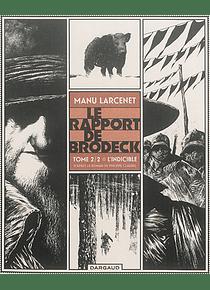Le rapport de Brodeck 2 - L'indicible, de Manu Larcenet