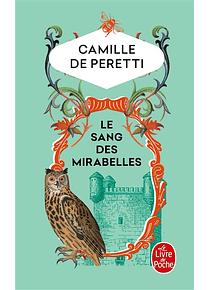 Le sang des mirabelles, de Camille de Peretti