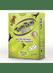 Tam Tam Safari - Jeu de lecture et de rapidité CP Niveau 1