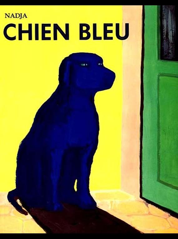 Chien bleu, de Nadja