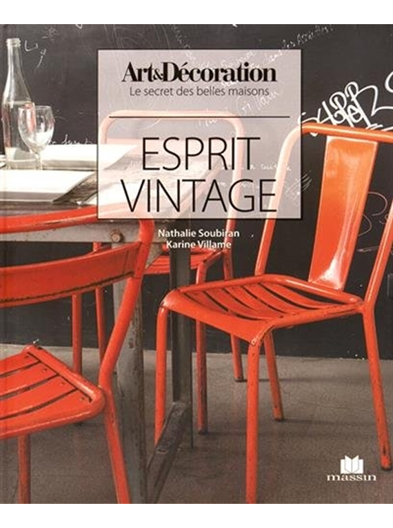 Esprit vintage, de Nathalie Soubiran, Karine Villame