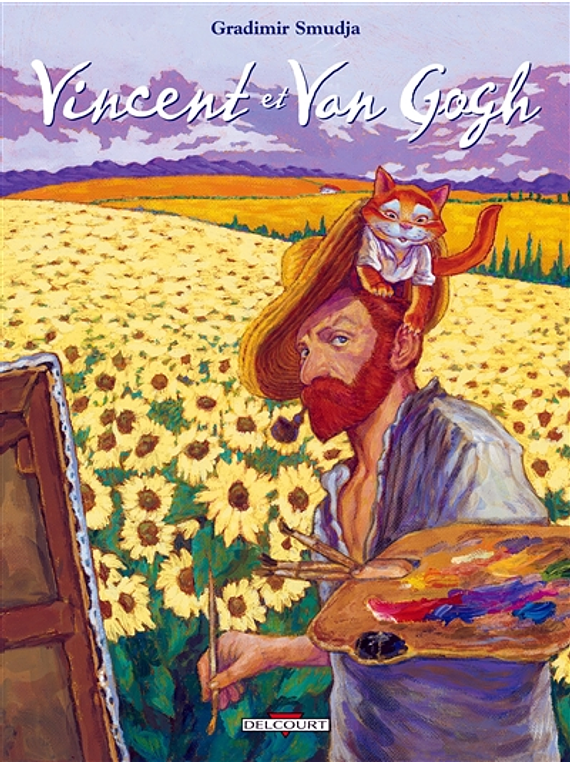 Vincent et Van Gogh 1, de Gradimir Smudja