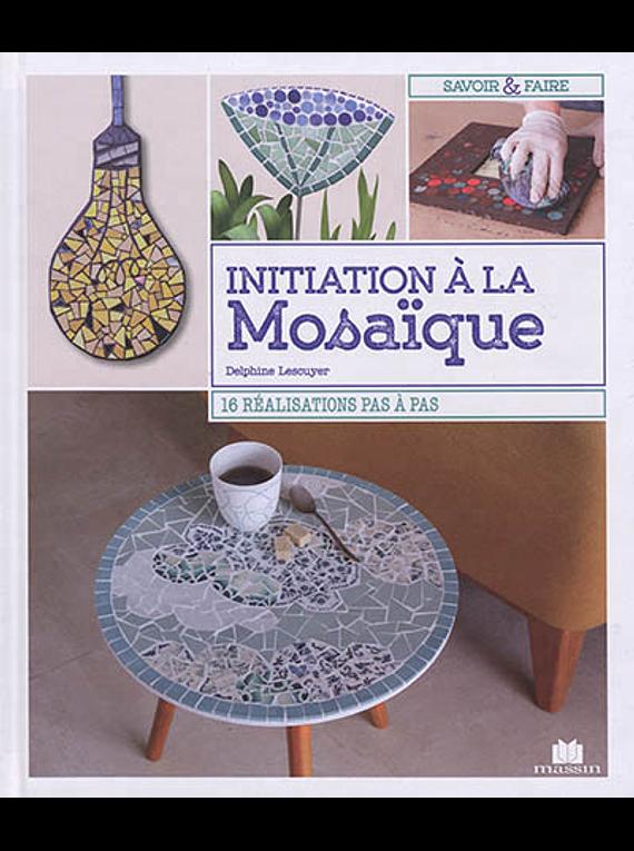 Initiation à la mosaïque, de Delphine Lescuyer